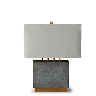 Orion Concrete Table Lamp
