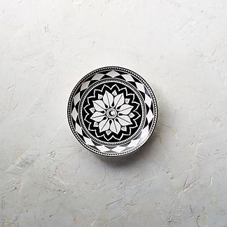 Caskata Fez Appetizer Plates, Set of Four