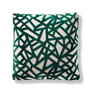 Cracked Decorative Pillow Cover
