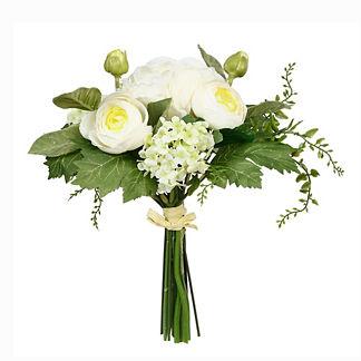 Ranunculus Snowball Bouquet
