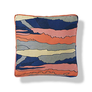 Horizon Reverie Sunset Indoor/Outdoor Pillow