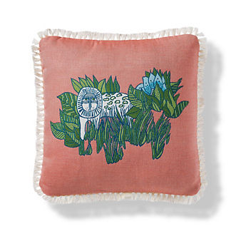 In the Jungle Indoor/Outdoor Pillow