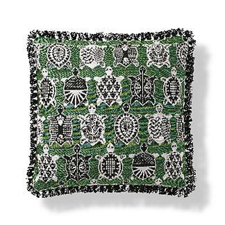 Tortugas Indoor/Outdoor Pillow