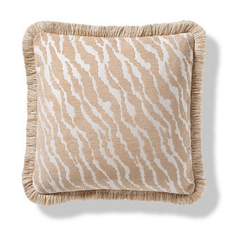 Wild Winds Indoor/Outdoor Pillow in Sand