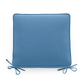 Deluxe Double-piped Memory Foam Outdoor Chair Cushion