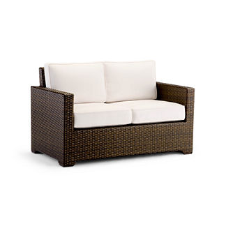 Small Palermo Loveseat Cover
