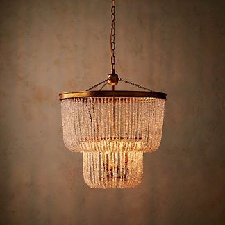 Tess Crystal Chandelier