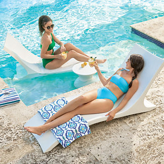 Soleil Water Lounger