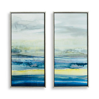 Beaufort Lookout Giclee Print Diptych