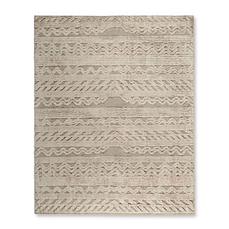 Tessa High-Low Shag Area Rug