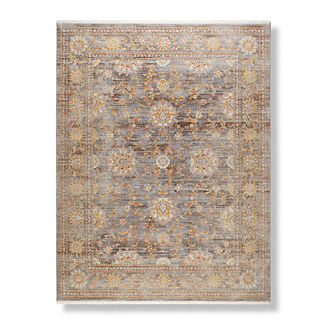 Salim Vintage Wash Easy Care Area Rug