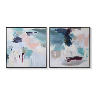Colour Study Giclee Print, Set of Two