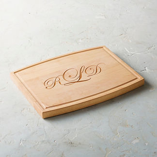 Personalized Artisanal Cutting Board