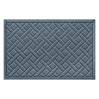 Water & Dirt Shield™ Lattice Door Mat