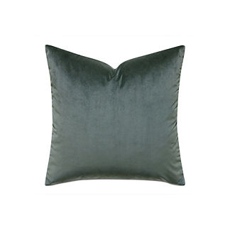 Wiley Velvet Decorative Pillow by Eastern Accents