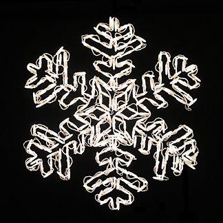 LED Dendrite Snowflake