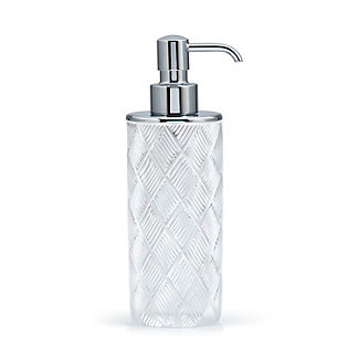 Labrazel Basketweave Soap Dispenser