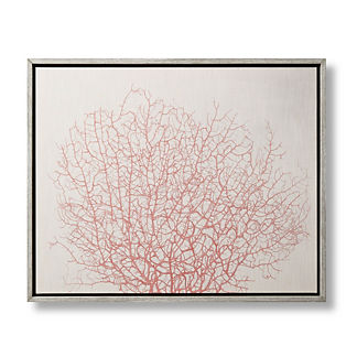 Coral Impressions Giclee Print II