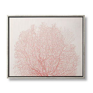 Coral Impressions Giclee Print I