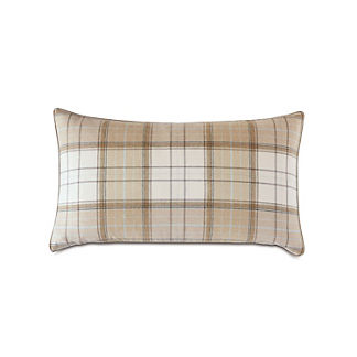 Aldrich Plaid Pillow Sham by Eastern Accents