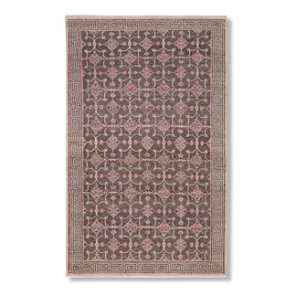 Ria Hand-knotted Wool Area Rug