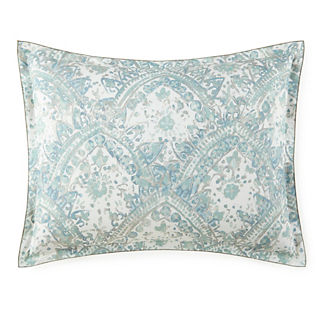 Seville Pillow Sham by Peacock Alley