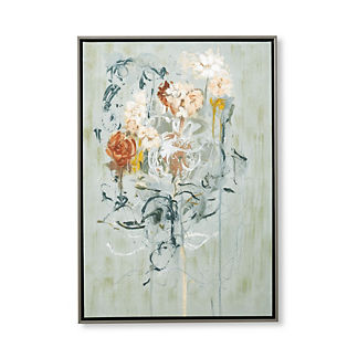 Whimsical Bouquet Giclee Print