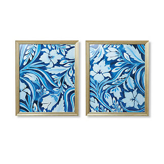 Dutch Blooms Giclee Diptych