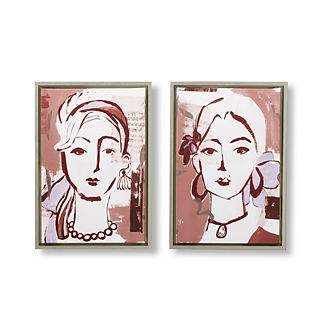 Aletta and Beatrix Giclee Prints
