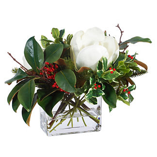 Magnolia Berry Centerpiece