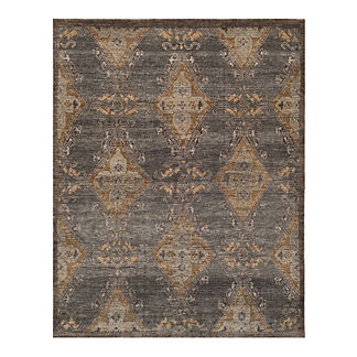 Caspian Hand-knotted Area Rug