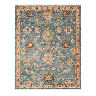 Auberge Hand-knotted Area Rug