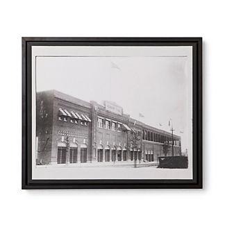 Vintage Fenway Ballpark Giclee Print