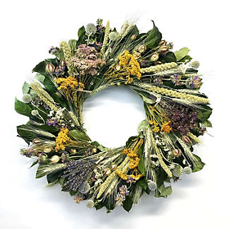 Mixed Herb Greenery Wreath