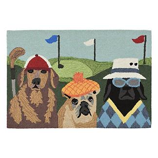 Gone Golfing Door Mat