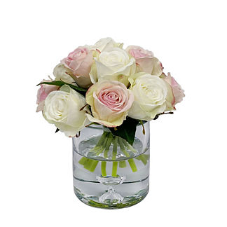Rose Mix in Vase