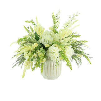 Delphinium Wildflower Arrangement