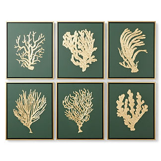 Catalan Corals Giclee Prints