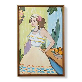 Esmeralda Giclee Print