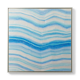 Rhythmic Waves Giclee Print
