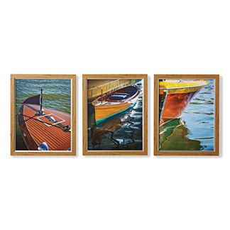Vintage Boat Giclee Prints