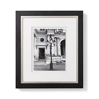 Parisian Lamp Post Giclee Print