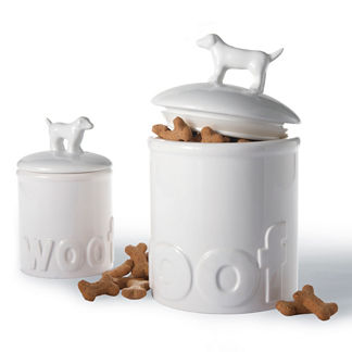 Woof Treat Jar