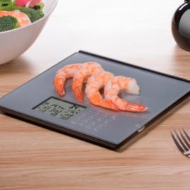 Glass Nutrition Food Scale