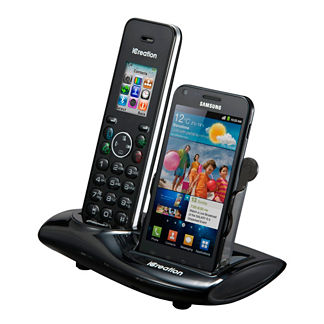 Dual Dock Samsung Galaxy & Dect Cordless Station