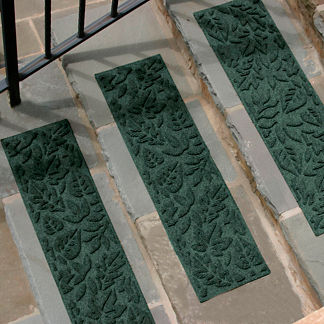 Set of Four WATER & DIRT SHIELD ™ Fall Day Stair Treads