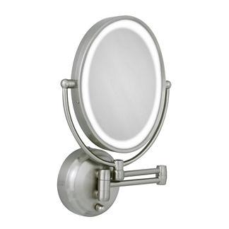 LED Cordless Wall-Mount Mirror