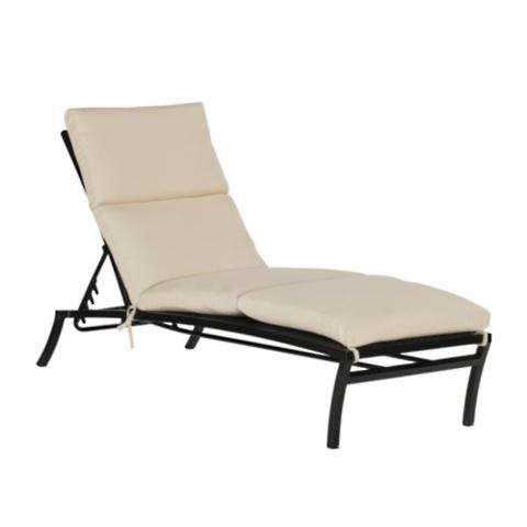 Astounding Aire Chaise Lounge With Cushion By Summer Classics Pdpeps Interior Chair Design Pdpepsorg