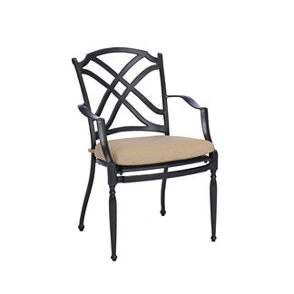 Westport Arm Chair with Cushion by Summer Classics