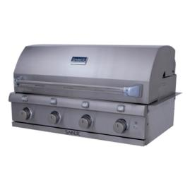 Saber 670 4-burner Built-in Natural Gas Grill